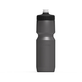 Cube Feather Drinkfles 750ml, black